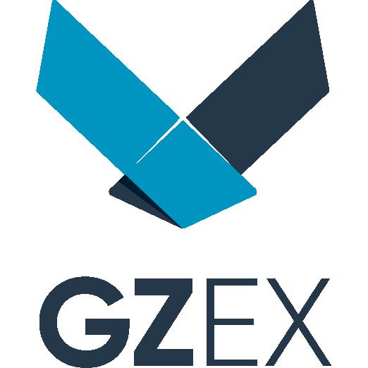 Логотип GZEX.RU квадратной формы